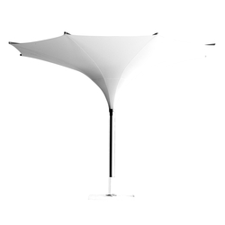 Type E Tulip umbrella | Parasols | MDT-tex