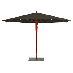 Type H Wooden umbrella | Pergolas | MDT-tex