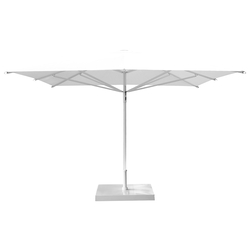 Type S16 Aluminum umbrella | Parasoles | MDT-tex