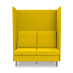 Atelier two-seater, height 160 cm | Sofas | Dauphin
