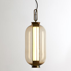 Bai Ba Ba | Pendant lights in steel | PARACHILNA