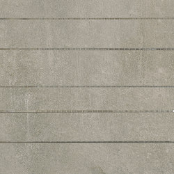 Evo Mureto grey | Ceramic mosaics | APE Grupo