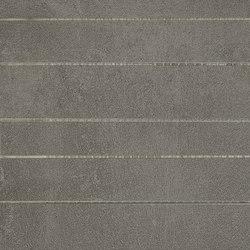 Evo Mureto graphite | Ceramic mosaics | APE Grupo