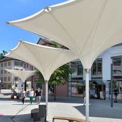 Type SH Shade Structures | Textile buildings | MDT-tex
