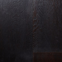 Pure Kyoto | Pitch, Black | Wood panels | Imondi
