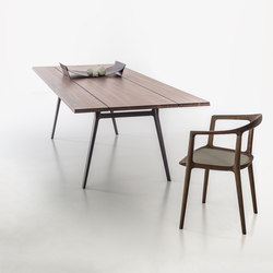 NIK | Dining tables | Zoom by Mobimex