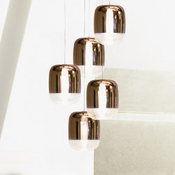 Gong 5R Mini | Suspended lights | Prandina