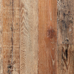 Stockholm Rough | Salvage Oak, Weathered | Sols en bois | Imondi