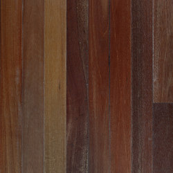 Uniquely Rio | Salvage Red Wood | Sols en bois | Imondi