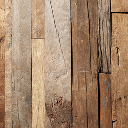Uniquely Rio | Salvage Wall Cladding, KAPOW! | Wood panels | Imondi