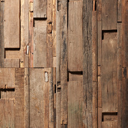 Uniquely Rio | Salvage Wall Cladding, ZOWIE! | Wood panels | Imondi