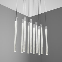 Tooby F32 A08 00 | Suspended lights | Fabbian