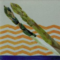 Asparago | Piastrelle ceramica | La Riggiola
