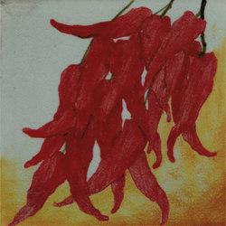 Peperoncini | Bodenfliesen | La Riggiola