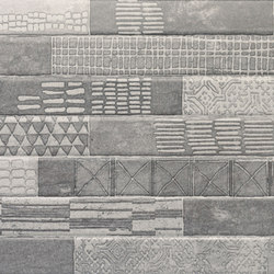 Zeppelin Akron grafito | Wall tiles | APE Cerámica