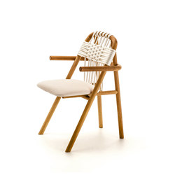 Unam Out | Garden chairs | Very Wood