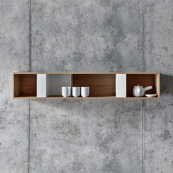 T box | Wall shelves | fioroni