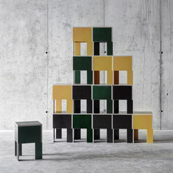 J.M.B stool | Stools | fioroni