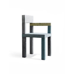 Untitled (Concrete Chair) Version 1.0 | Sillas | NEW WORKS