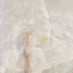 Precious Stones White Onix | Slabs | GranitiFiandre