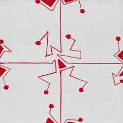 LR CO Bozzetto rosso | Floor tiles | La Riggiola