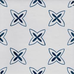 LR CO Giglio blu | Piastrelle ceramica | La Riggiola