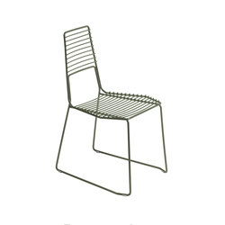 Alieno Chair | Garden chairs | CASAMANIA-HORM.IT