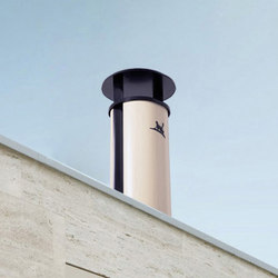 Optimale sortie de toit | Chimney stacks | Poujoulat