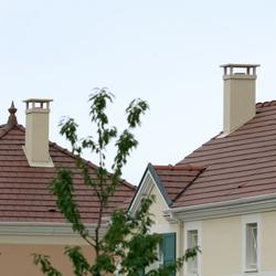 Tradinov chimney stack | Schornsteine | Poujoulat