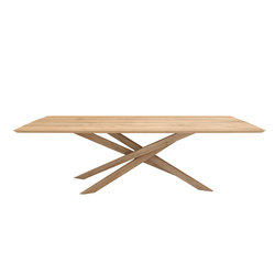 Oak Mikado dining table | Mesas para restaurantes | Ethnicraft