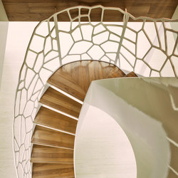 Cells balustrade TWE-607 | Parapetti / Balaustre | EeStairs