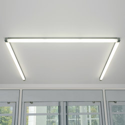 Casablanca Follox 3S Ceiling System Moduls | General lighting | Millelumen