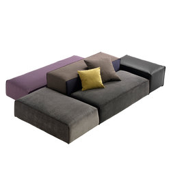 Modular sofa systems high quality designer modular sofa for Prostoria divani