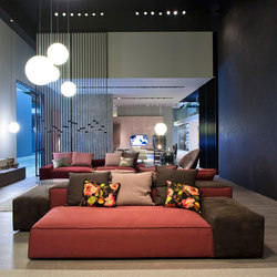 Boog | Modular sofa systems | Désirée
