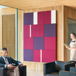 acoustic mood wall | Wandpaneele | Sedus Stoll