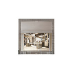 Diamante Mirror TV | Mirrors | Reflex