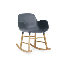 Form Rocking Armchair | Rocking chairs / armchairs | Normann Copenhagen