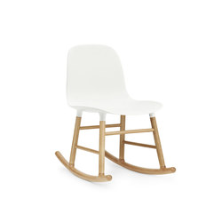 Form Rocking Chair | Sillas | Normann Copenhagen