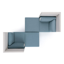 sopha | Modular seating systems | Sedus Stoll