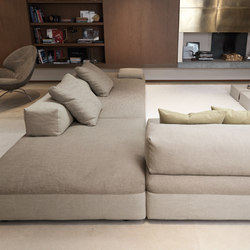 sofa - research and select désirée products online | architonic