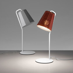 Null Vector Table Lamp | General lighting | Artemide