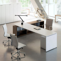 Sistema 28 | Individual desks | Fantoni