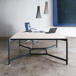 Hub | Contract tables | Fantoni