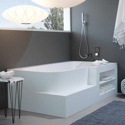 Badewanne aus Corian | Bathtubs rectangular | talsee