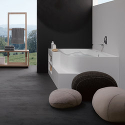 Badewanne aus Corian | Wall cabinets | talsee