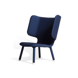 Tembo Lounge Chair Dot | Loungesessel | NEW WORKS