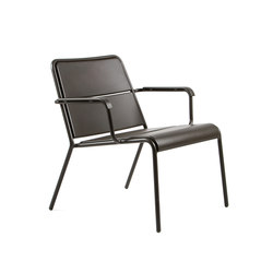 CP9100  Low Armchair | Sillones | Maiori Design
