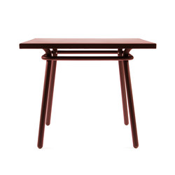 CP9110 Square Table | Mesas comedor | Maiori Design