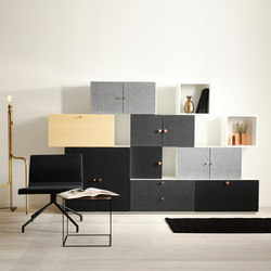 Tetris | Shelving systems | Horreds