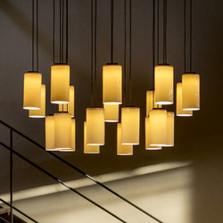 Cirio Chandelier S | Pendant Lamp | Suspended lights | Santa & Cole